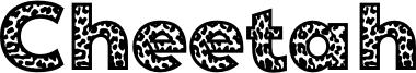 Cheetah Font