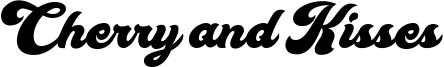 Cherry and Kisses Font