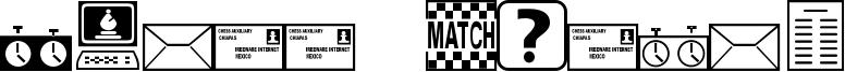 Chess Miscel Font