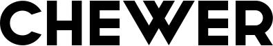 Chewer Font