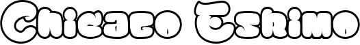Chicago Eskimo Font