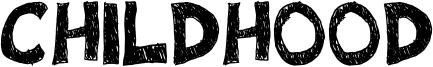 Childhood Font