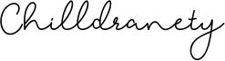 Chilldranety Font
