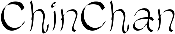 ChinChan Font