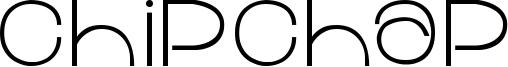Chipchap Font