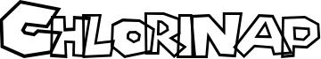 Chlorinap Font