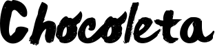 Chocoleta Font