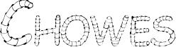 Chowes Font