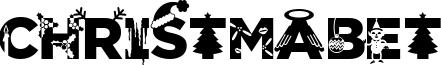 Christmabet Font
