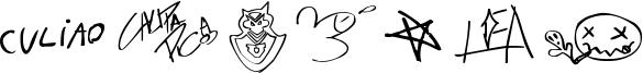 Chupalo Font