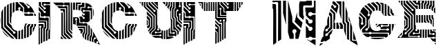 Circuit Mage Font