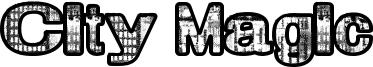 City Magic Font