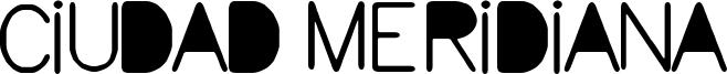 Ciudad Meridiana Font