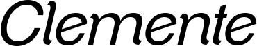 ClementePDah-BookItalic.ttf