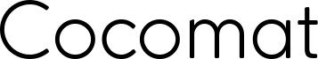 Cocomat Font