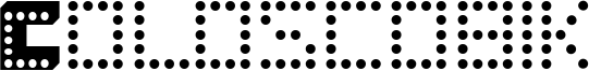 Coloscobik Font
