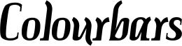 Colourbars Font