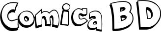 Comica BD Font