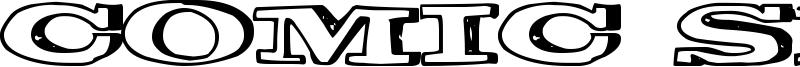 Comic Shadow Font