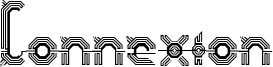 Connexion Font