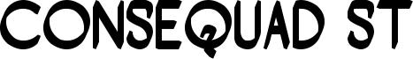 Consequad St Font