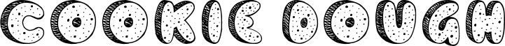 Cookie Dough Font