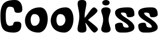 Cookiss Font