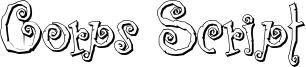 CoprsScript-Shadow.otf