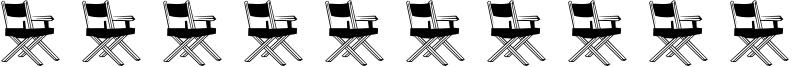 Cordel Movies Font