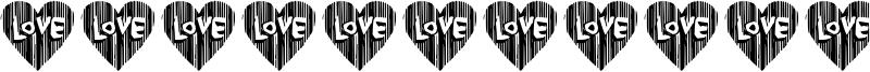 Cordel Valentine Font