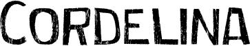 Cordelina Font