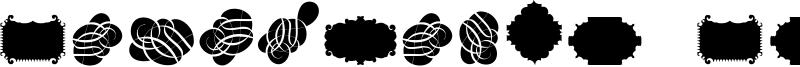 Cornucopia Caligrafica Two Font