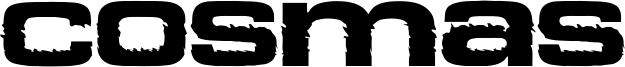 Cosmas Font