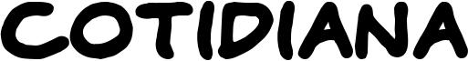 Cotidiana Font