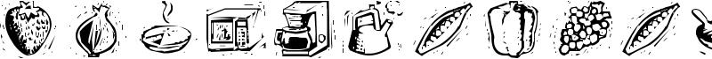 Counterscraps Font