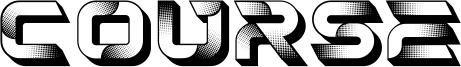 Course Font