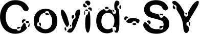 Covid-SY Font