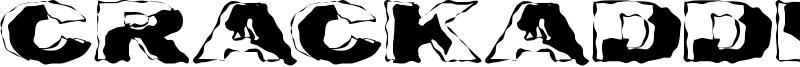 Crackaddict Font