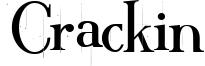 Crackin Font