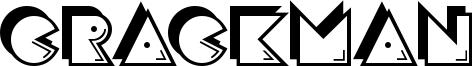 Crackman Font