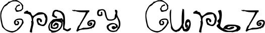 Crazy Curlz Font