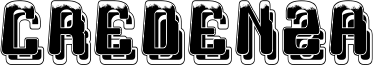 Credenza Font