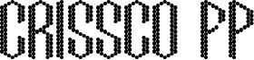 Crissco FP Font