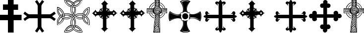 Crossbats TFB Font