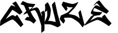 Cruze 2 Font