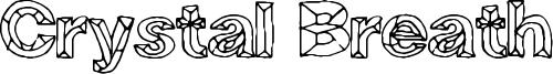 Crystal Breath Font