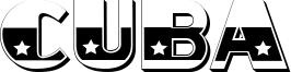 Cuba Font