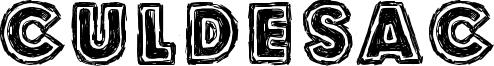 Culdesac Font