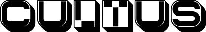 Cultus Font