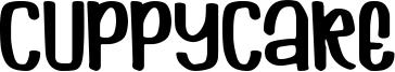 Cuppycake Font